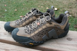 Merrell Intercept Trekking Trainers