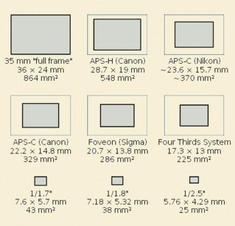 Crop or Full Frame Camera?