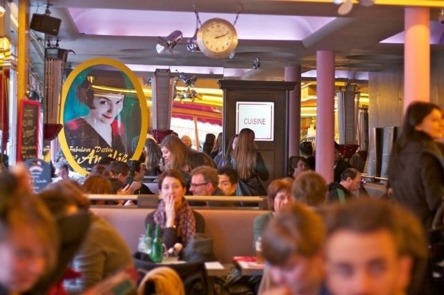Amelie Cafe, Paris