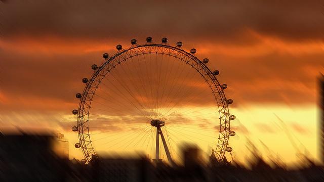 London Eye Waterloo