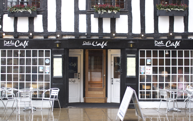 Deli Cafe, Stratford upon-Avon