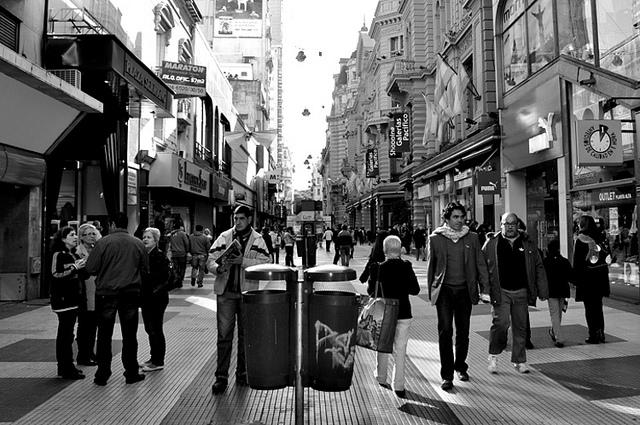 Calle Florida Buenos Aires