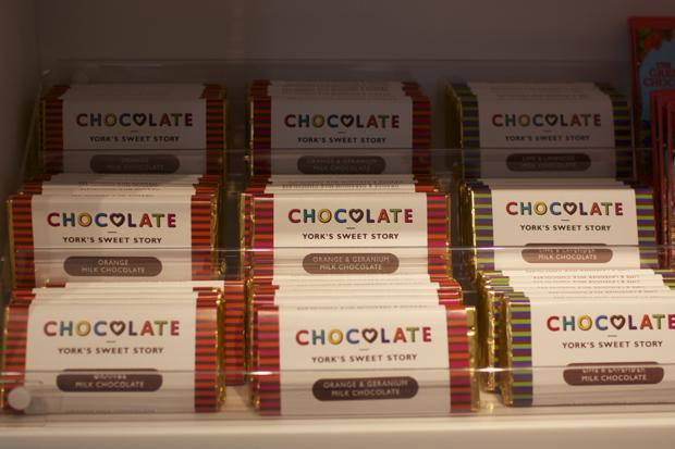 Yorks Chocolate Story Bars