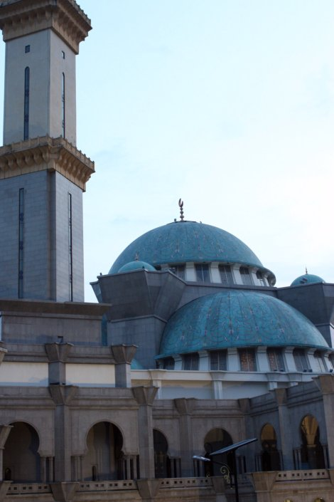 KL mosque