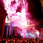 New Years in Dublin – The Launch of The Gathering 2013