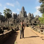 First Time Traveler to Cambodia