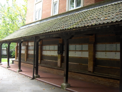 Postman's Park: London's hidden gems