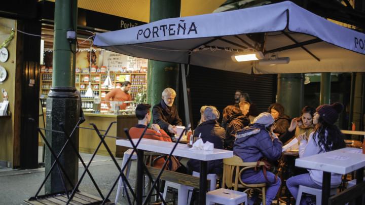 Porteña, Empanadas – Borough Market, London