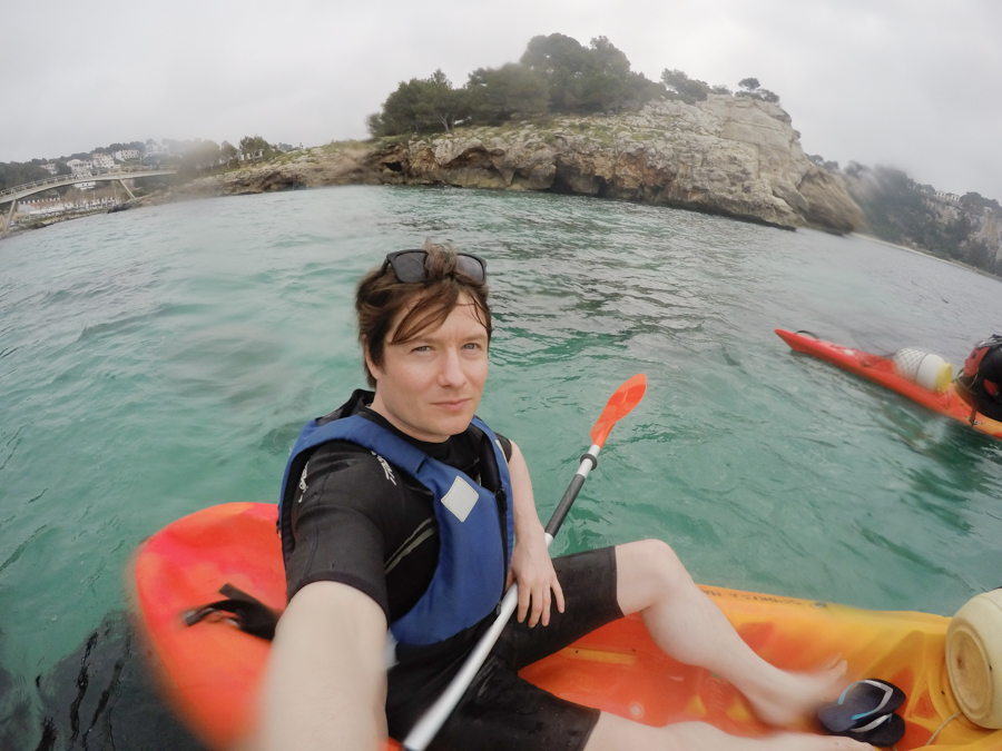 TravMonkey Kayaking