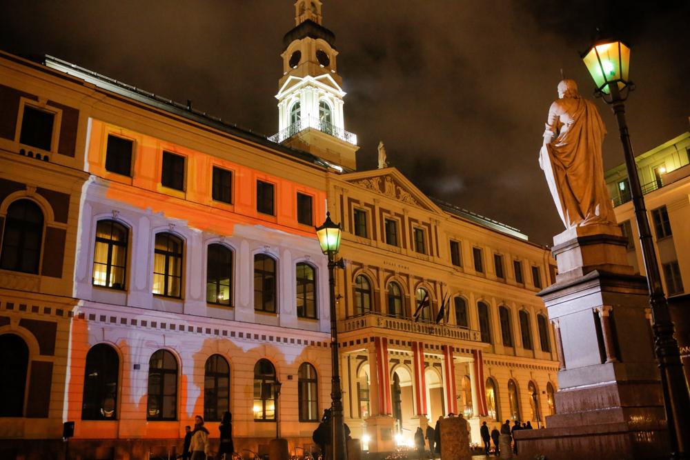 Staro Riga, Latvia