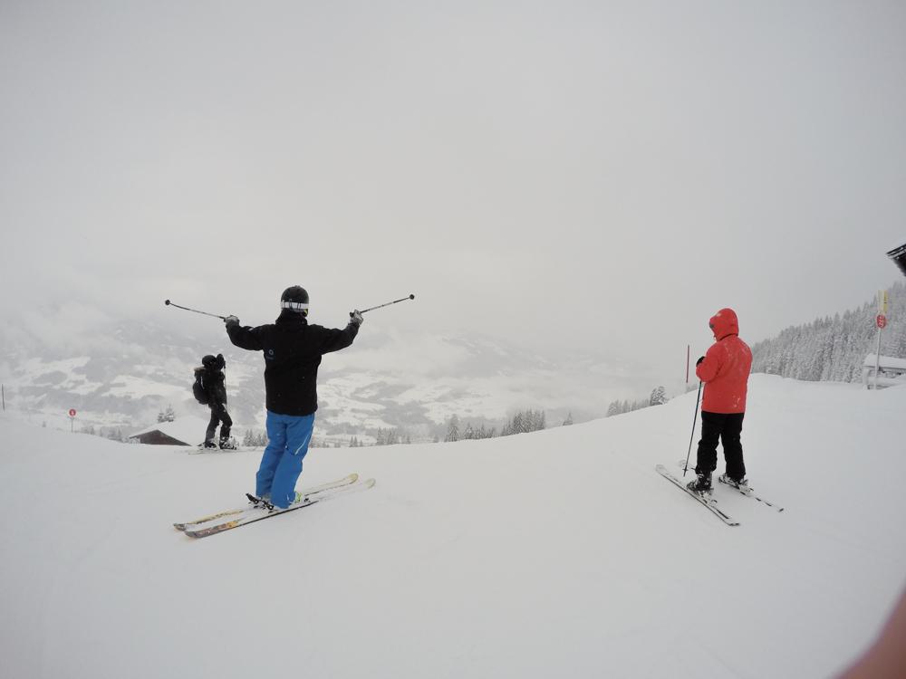 Guide snowboarding Austria