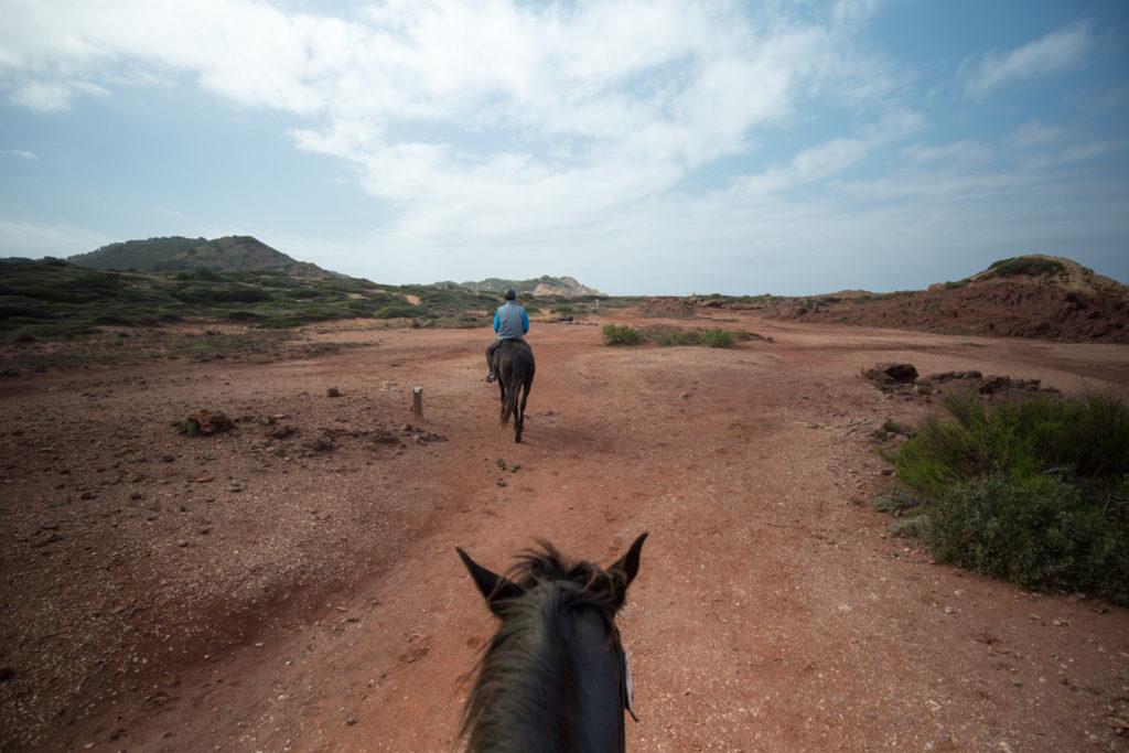 Horse trekking with Rutas Ecuestres Cami Cavalls