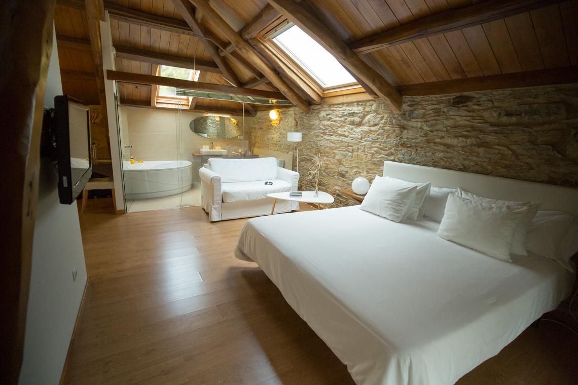 Room at El castaño dormilón