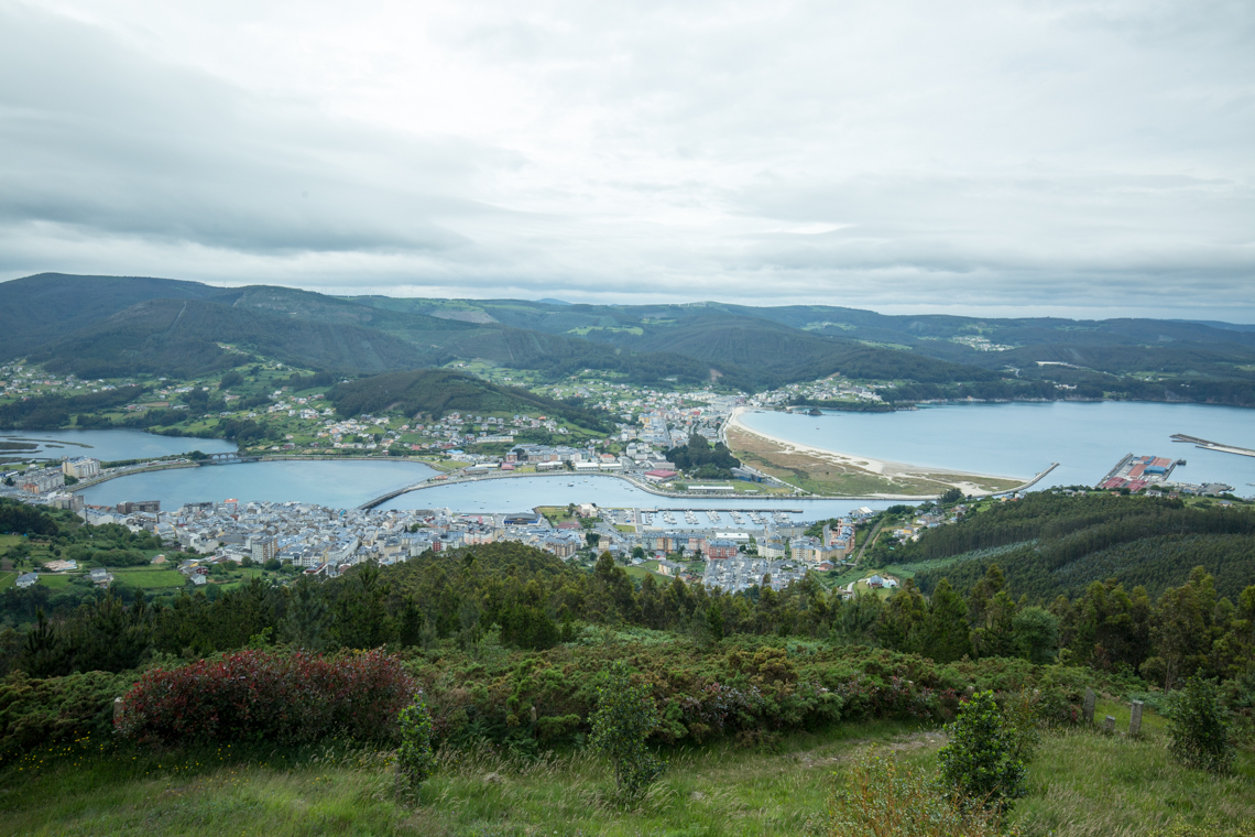View of Viveiro