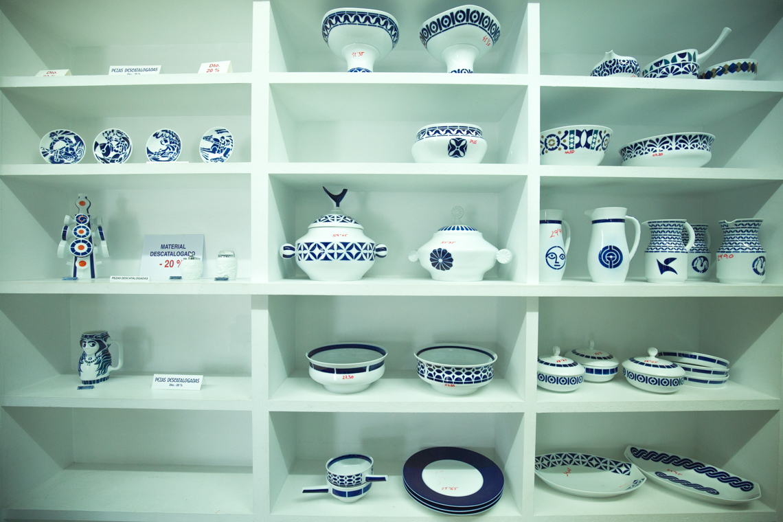 Sargadelos pottery