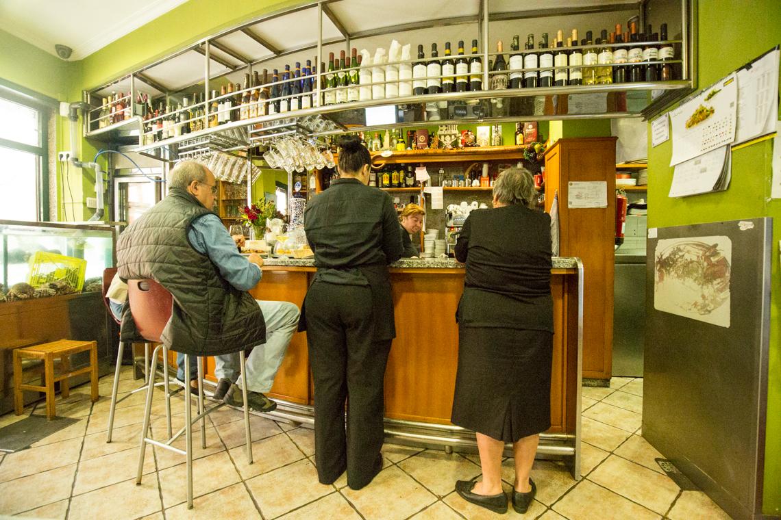 O Calexo III tapas bar