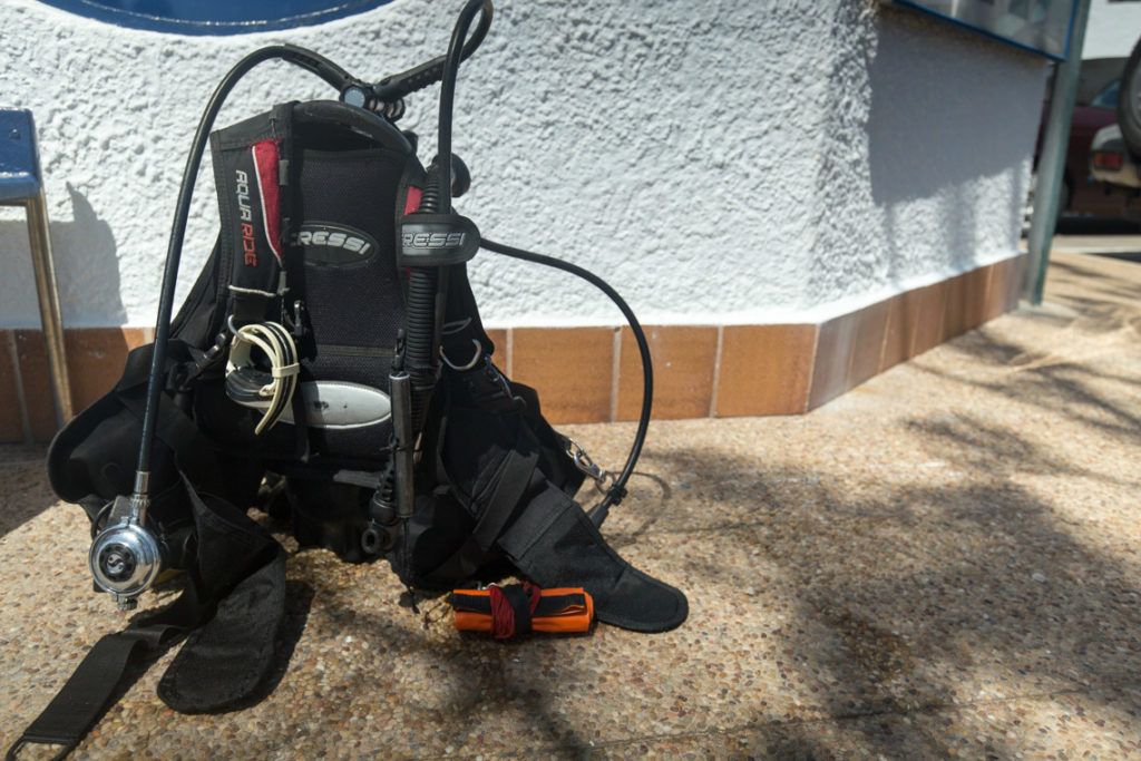 scuba-diving-gear-menorca