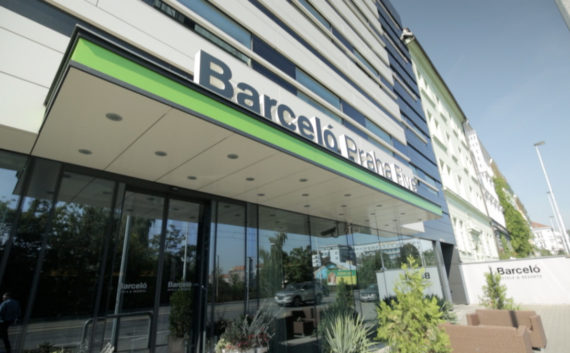 Barcelo Praha Five